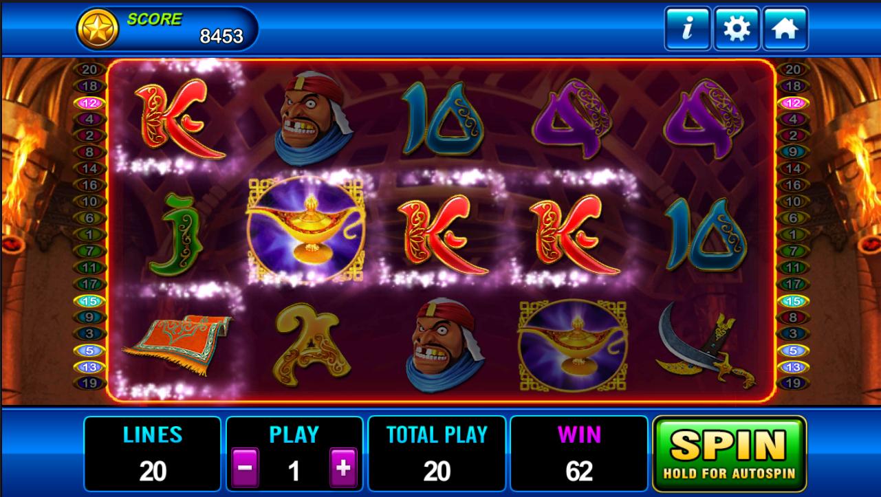 Aladdin slots login app