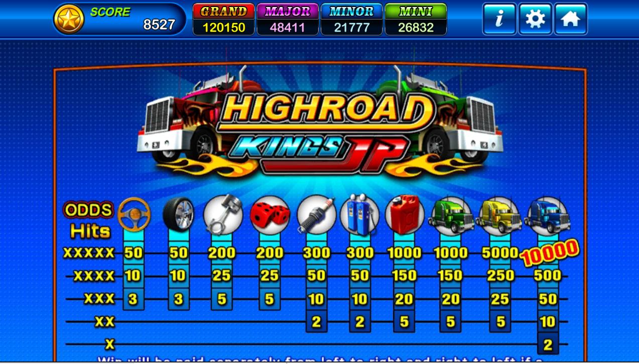HighRoad King