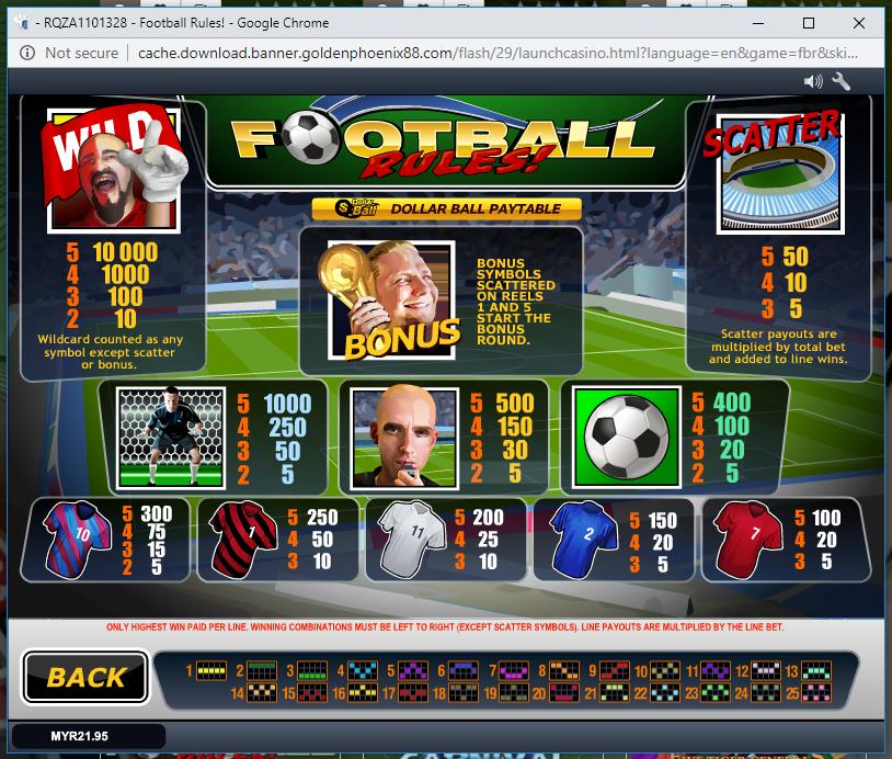 Football roles