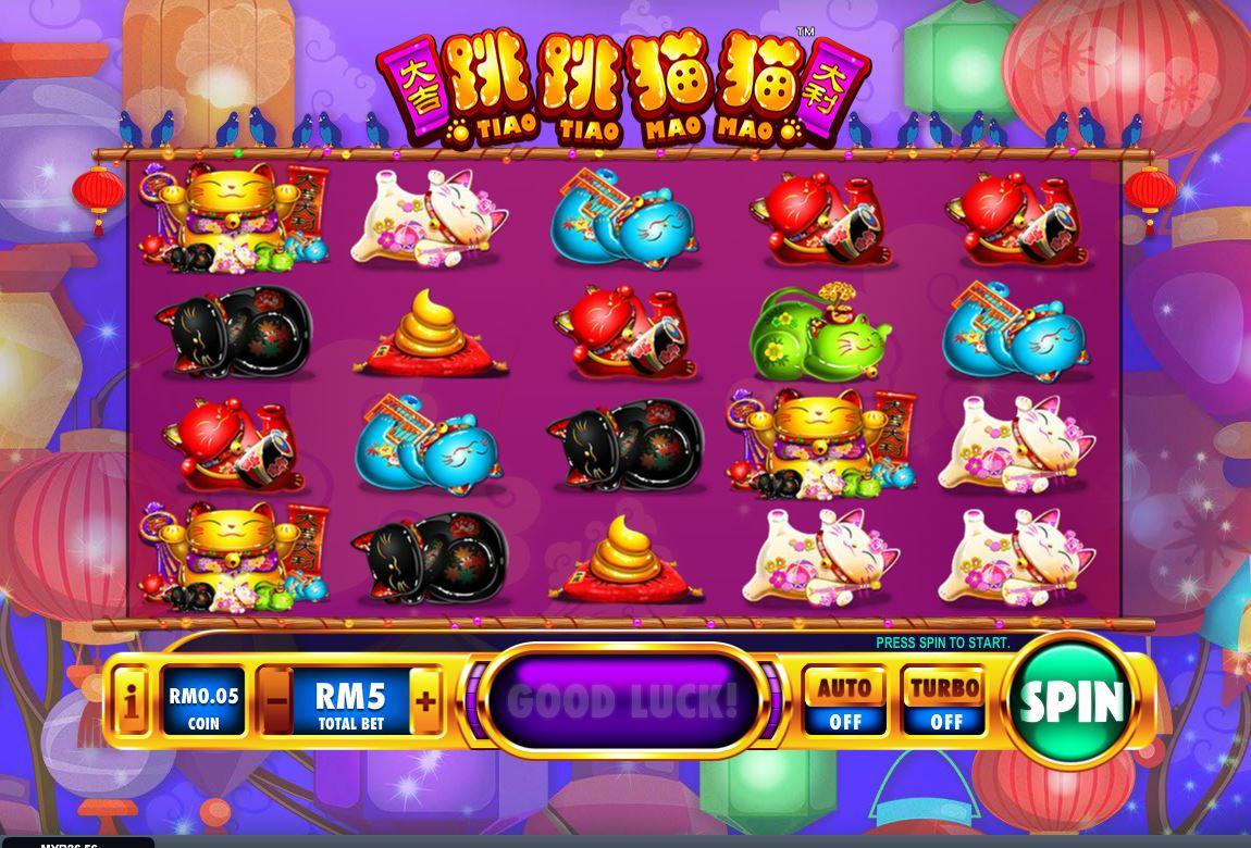 Tiao Tiao Mao Mao (Jumping cats)